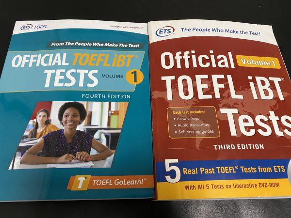 Official Tests Vol. 1 改訂版